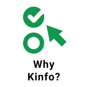 Why Kinfo?